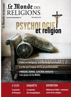 Quand les religions m'inquiètent