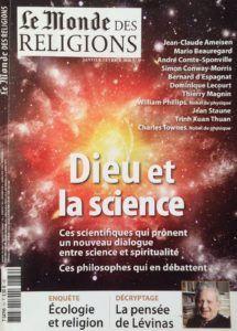 Science et spiritualité: un nouveau dialogue?