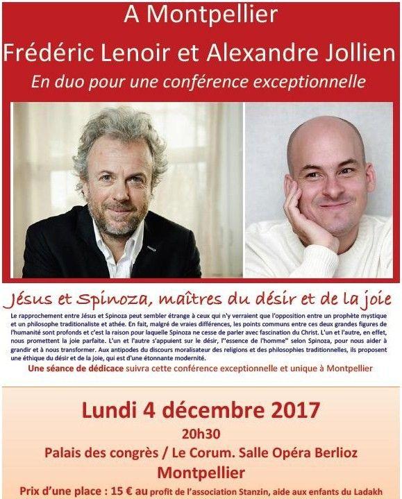 MONTPELLIER (34) : Conférence avec Alexandre Jollien @ Le Corum. Salle Opéra Berlioz | Montpellier | Languedoc-Roussillon Midi-Pyrénées | France