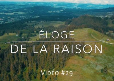 Eloge de la raison (nov 2020)